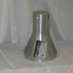 """Tenon cutter, A356 T6, 5.0 - 9.0 lbs, 1.5"""" - 2.0"""" - 3.0"""", EAU 100 - 300"""