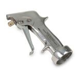 """Spray can gun, A356 T6, 0.50 lbs, 6.0"""" tall, EAU 250"""