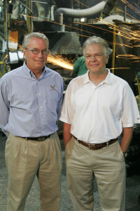 John Workman and Mark Fazakerley