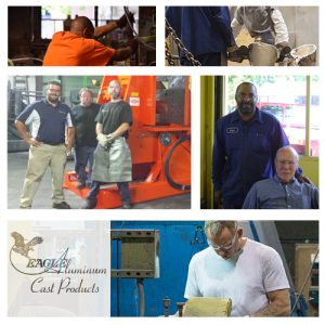 Jobs in Muskegon, MI at Eagle Aluminum Cast Products